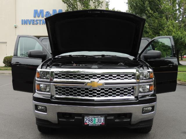 2015 Chevrolet Silverado 1500 LT / Double Cab / 4X4 / Navigation / Backup Camera - Photo 32 - Portland, OR 97217