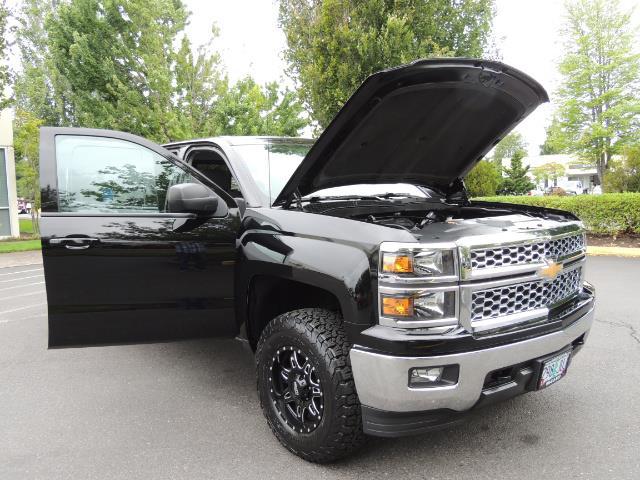 2015 Chevrolet Silverado 1500 LT / Double Cab / 4X4 / Navigation / Backup Camera - Photo 31 - Portland, OR 97217