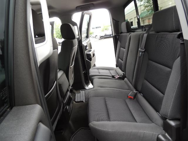 2015 Chevrolet Silverado 1500 LT / Double Cab / 4X4 / Navigation / Backup Camera - Photo 15 - Portland, OR 97217