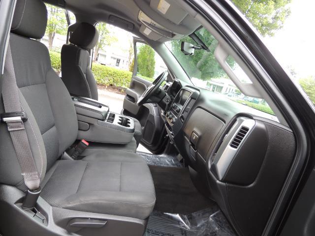 2015 Chevrolet Silverado 1500 LT / Double Cab / 4X4 / Navigation / Backup Camera - Photo 17 - Portland, OR 97217