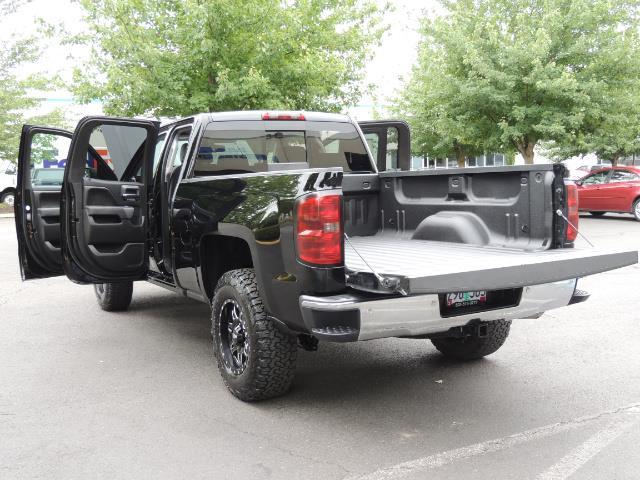 2015 Chevrolet Silverado 1500 LT / Double Cab / 4X4 / Navigation / Backup Camera - Photo 27 - Portland, OR 97217