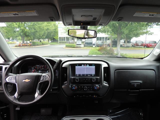 2015 Chevrolet Silverado 1500 LT / Double Cab / 4X4 / Navigation / Backup Camera - Photo 36 - Portland, OR 97217