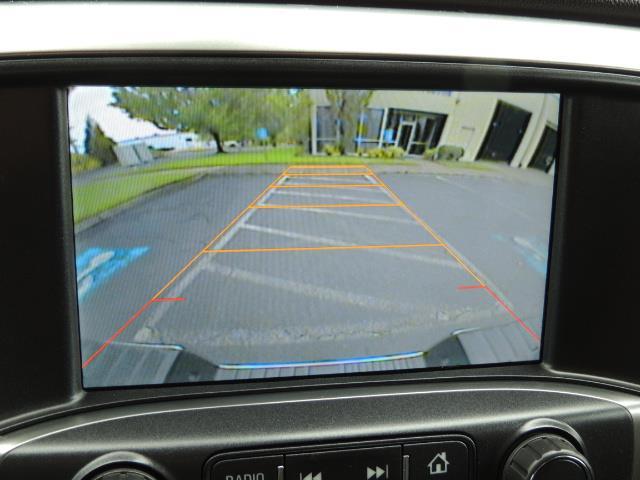 2015 Chevrolet Silverado 1500 LT / Double Cab / 4X4 / Navigation / Backup Camera - Photo 20 - Portland, OR 97217