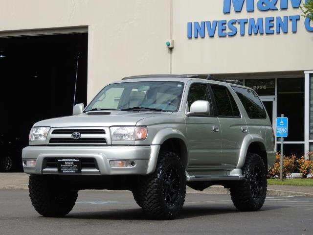 2000 Toyota 4Runner SPORT SR5 / 4X4 / Sunroof / LIFTED LIFTED - Photo 51 - Portland, OR 97217
