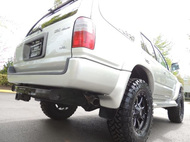 2000 Toyota 4Runner SPORT SR5 / 4X4 / Sunroof / LIFTED LIFTED - Photo 42 - Portland, OR 97217