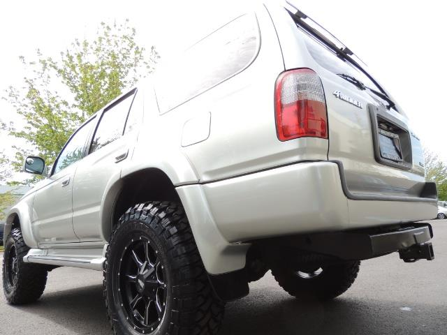 2000 Toyota 4Runner SPORT SR5 / 4X4 / Sunroof / LIFTED LIFTED - Photo 41 - Portland, OR 97217