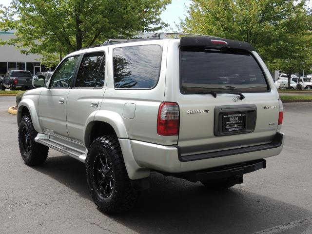 2000 Toyota 4Runner SPORT SR5 / 4X4 / Sunroof / LIFTED LIFTED - Photo 7 - Portland, OR 97217