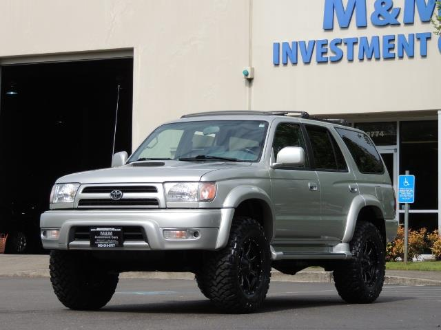 2000 Toyota 4Runner SPORT SR5 / 4X4 / Sunroof / LIFTED LIFTED - Photo 48 - Portland, OR 97217