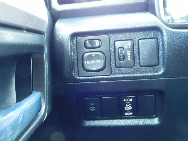 2016 Toyota 4Runner SR5 / 4WD / Navi / Backup Camera/ LIFTED LIFTED - Photo 40 - Portland, OR 97217