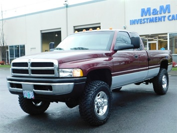 2001 Dodge Ram 2500 SLT 4dr Quad 5.9L Cummins Diesel LIFTED LIFTED Truck