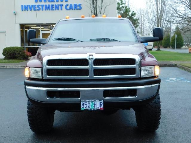 2001 Dodge Ram 2500 SLT 4dr Quad 5.9L Cummins Diesel LIFTED LIFTED - Photo 5 - Portland, OR 97217