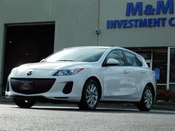 2013 Mazda Mazda3 i Grand Touring / Hatchback / Leather / 1-OWNER
