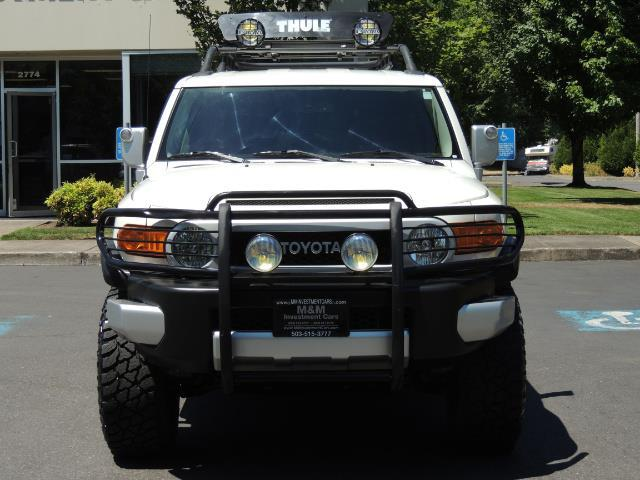 2013 Toyota FJ Cruiser 4X4 / DIFF LOCKS / LIFTED / 1-OWNER - Photo 49 - Portland, OR 97217