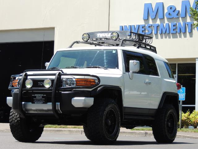 2013 Toyota FJ Cruiser 4X4 / DIFF LOCKS / LIFTED / 1-OWNER - Photo 45 - Portland, OR 97217