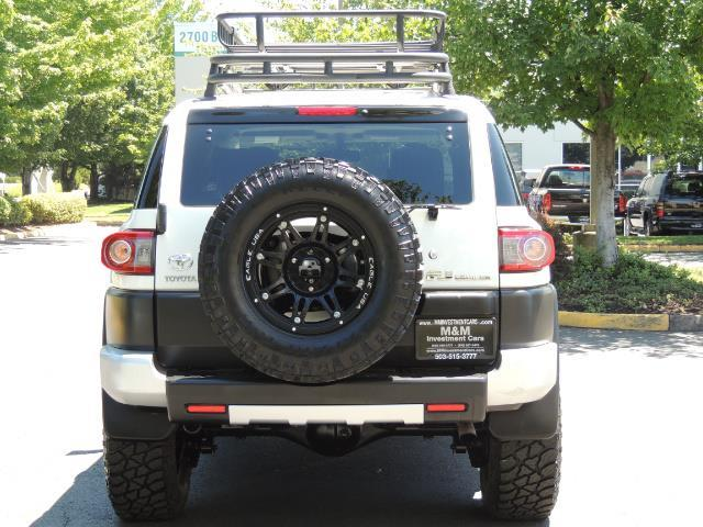 2013 Toyota FJ Cruiser 4X4 / DIFF LOCKS / LIFTED / 1-OWNER - Photo 50 - Portland, OR 97217