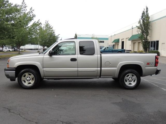 2005 Chevrolet Silverado 1500 Ls 4x4 4 Door Sunroof 5 3l