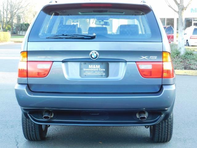 2003 BMW X5 3.0i SUV 58,675 original miles Brand New Tires - Photo 7 - Portland, OR 97217