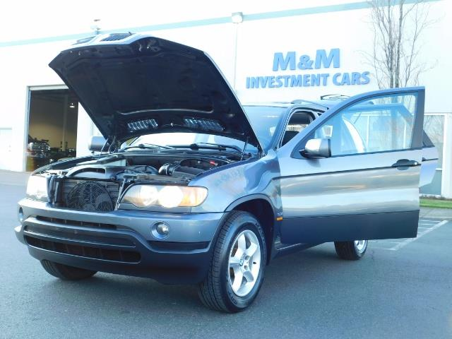2003 BMW X5 3.0i SUV 58,675 original miles Brand New Tires - Photo 26 - Portland, OR 97217
