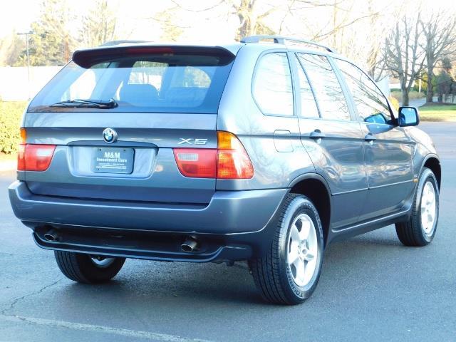 2003 BMW X5 3.0i SUV 58,675 original miles Brand New Tires - Photo 8 - Portland, OR 97217