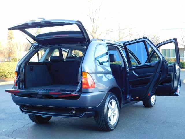 2003 BMW X5 3.0i SUV 58,675 original miles Brand New Tires - Photo 11 - Portland, OR 97217