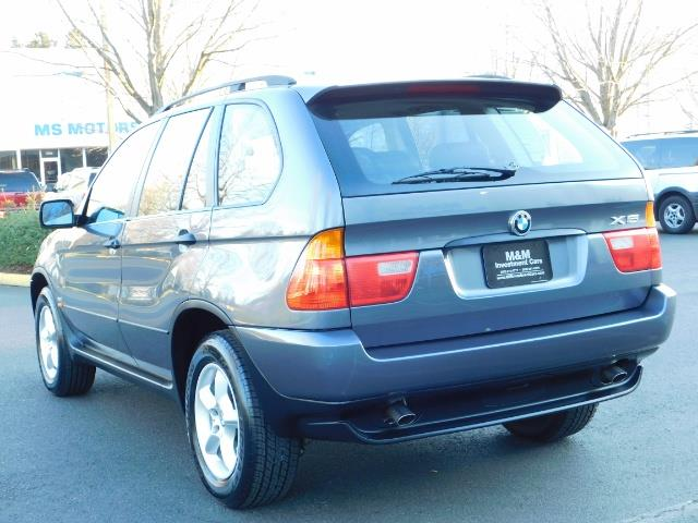 2003 BMW X5 3.0i SUV 58,675 original miles Brand New Tires - Photo 6 - Portland, OR 97217