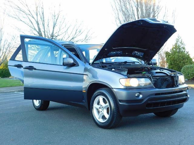 2003 BMW X5 3.0i SUV 58,675 original miles Brand New Tires - Photo 30 - Portland, OR 97217