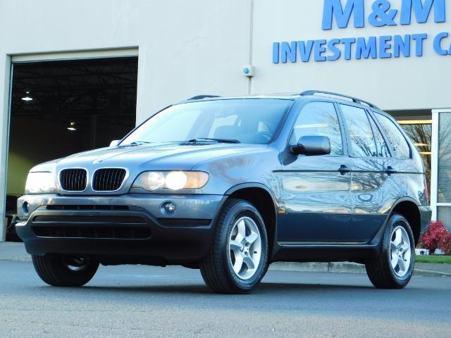 2003 BMW X5 3.0i SUV 58,675 original miles Brand New Tires - Photo 1 - Portland, OR 97217