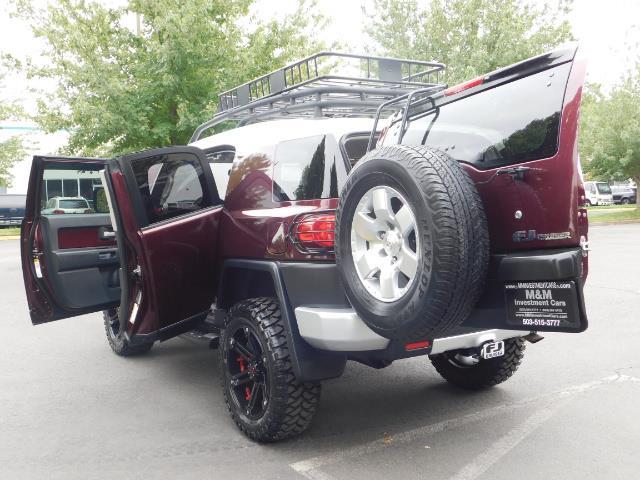 "2007 Toyota FJ Cruiser 4WD V6 DIFF LOCK 20 "" WHEELS / NAVIGATION / LIFTED - Photo 25 - Portland, OR 97217"
