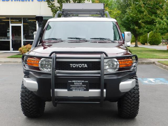 "2007 Toyota FJ Cruiser 4WD V6 DIFF LOCK 20 "" WHEELS / NAVIGATION / LIFTED - Photo 5 - Portland, OR 97217"