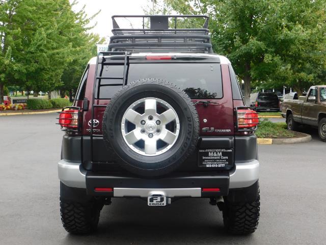 "2007 Toyota FJ Cruiser 4WD V6 DIFF LOCK 20 "" WHEELS / NAVIGATION / LIFTED - Photo 6 - Portland, OR 97217"