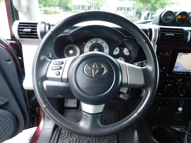 "2007 Toyota FJ Cruiser 4WD V6 DIFF LOCK 20 "" WHEELS / NAVIGATION / LIFTED - Photo 37 - Portland, OR 97217"
