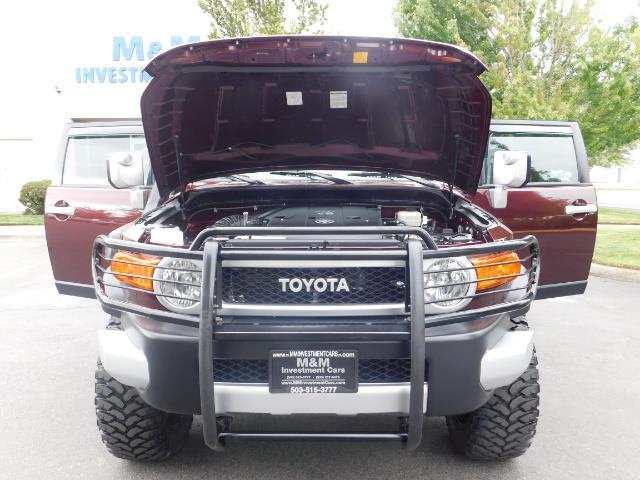 "2007 Toyota FJ Cruiser 4WD V6 DIFF LOCK 20 "" WHEELS / NAVIGATION / LIFTED - Photo 30 - Portland, OR 97217"