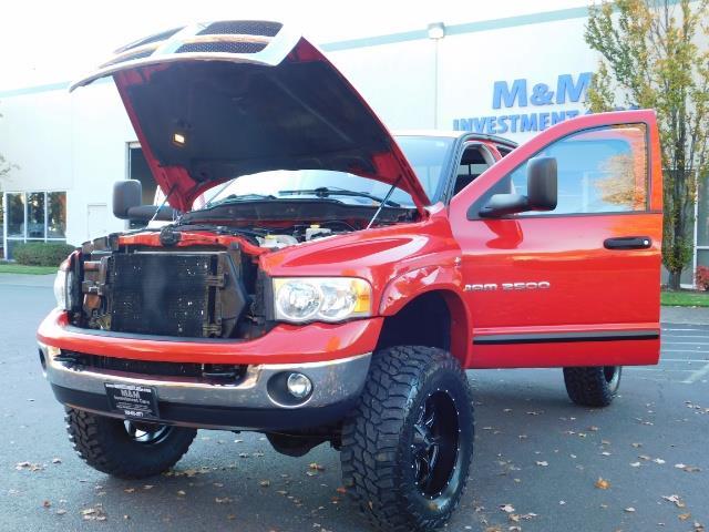 2005 Dodge Ram 2500 SLT / 4X4 / HO 5.9 L CUMMINS DIESEL / LIFTED !! - Photo 18 - Portland, OR 97217