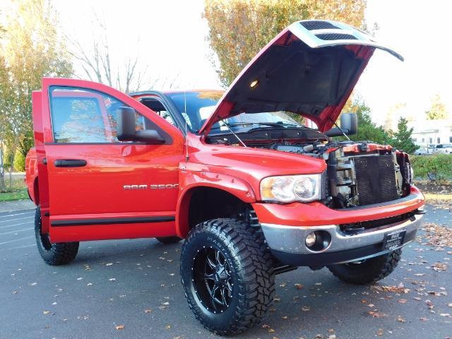 2005 Dodge Ram 2500 SLT / 4X4 / HO 5.9 L CUMMINS DIESEL / LIFTED !! - Photo 29 - Portland, OR 97217
