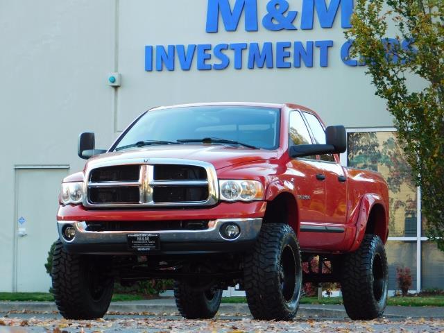 2005 Dodge Ram 2500 SLT / 4X4 / HO 5.9 L CUMMINS DIESEL / LIFTED !! - Photo 43 - Portland, OR 97217