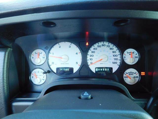 2005 Dodge Ram 2500 SLT / 4X4 / HO 5.9 L CUMMINS DIESEL / LIFTED !! - Photo 36 - Portland, OR 97217