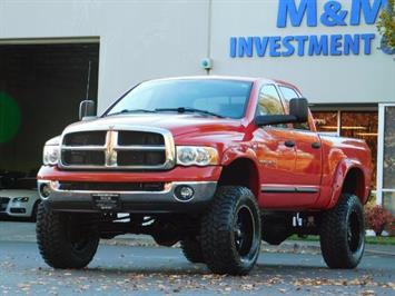 2005 Dodge Ram 2500 SLT / 4X4 / HO 5.9 L CUMMINS DIESEL / LIFTED !! Truck