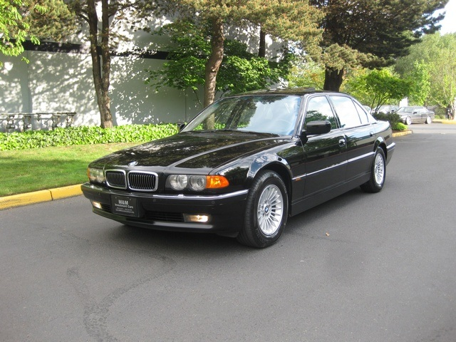 2000 bmw 750il v12 ultimate luxury every possible option 2000 bmw 750il v12 ultimate luxury