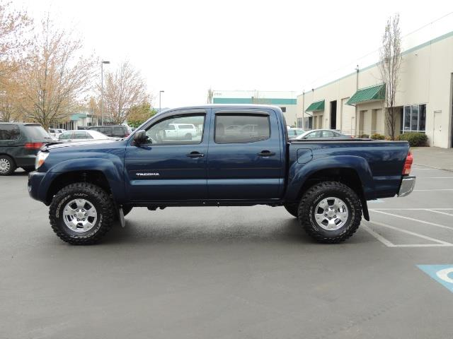 Toyota Tacoma 2008 4x4 >> 2008 Toyota Tacoma 4x4 Double Cab V6 4 0l New Tires Lifted