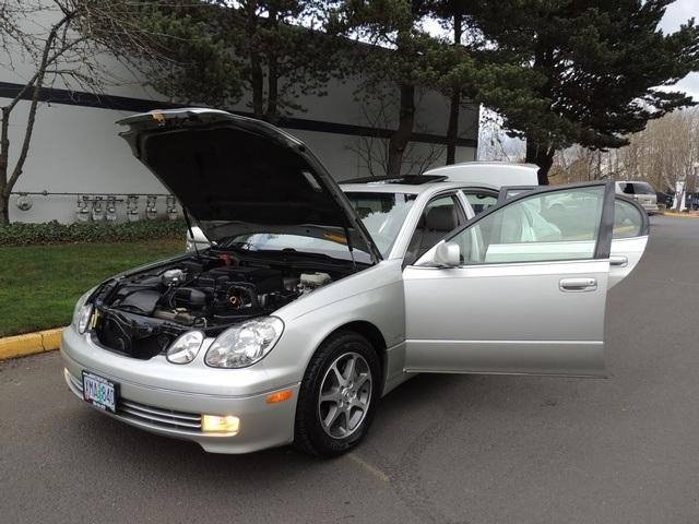 2000 Lexus GS 300 Platinum Edition / New Timing Belt / 92k miles - Photo 8 - Portland, OR 97217