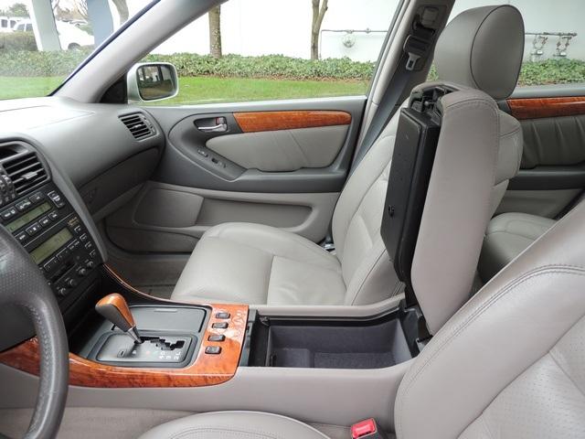 2000 Lexus GS 300 Platinum Edition / New Timing Belt / 92k miles - Photo 31 - Portland, OR 97217