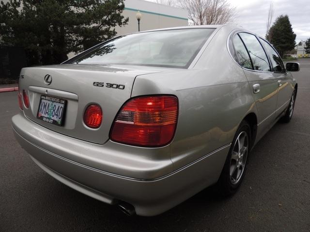 2000 Lexus GS 300 Platinum Edition / New Timing Belt / 92k miles - Photo 38 - Portland, OR 97217