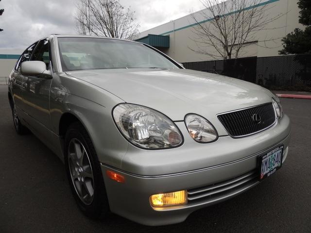 2000 Lexus GS 300 Platinum Edition / New Timing Belt / 92k miles - Photo 37 - Portland, OR 97217