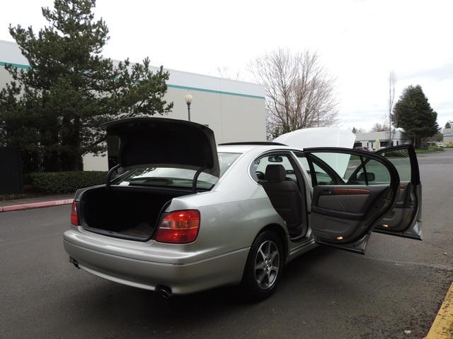 2000 Lexus GS 300 Platinum Edition / New Timing Belt / 92k miles - Photo 12 - Portland, OR 97217