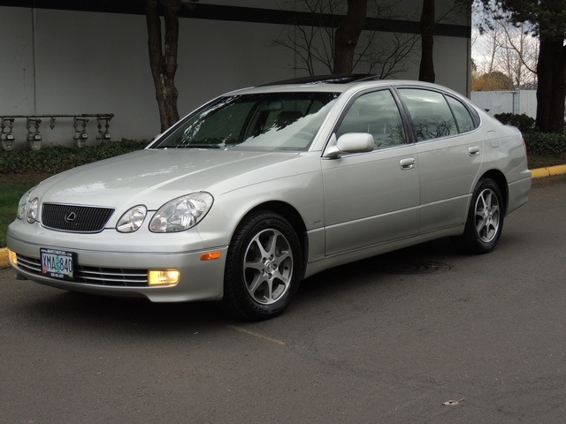 2000 Lexus GS 300 Platinum Edition / New Timing Belt / 92k miles - Photo 40 - Portland, OR 97217