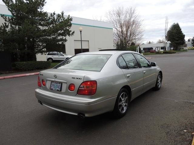 2000 Lexus GS 300 Platinum Edition / New Timing Belt / 92k miles - Photo 7 - Portland, OR 97217