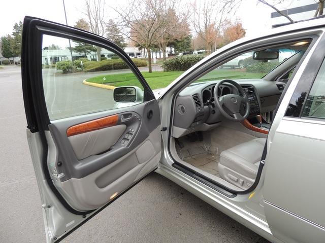 2000 Lexus GS 300 Platinum Edition / New Timing Belt / 92k miles - Photo 17 - Portland, OR 97217