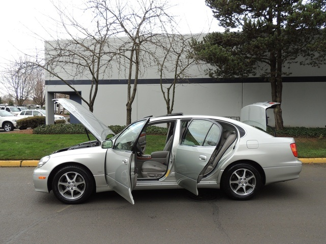 2000 Lexus GS 300 Platinum Edition / New Timing Belt / 92k miles - Photo 9 - Portland, OR 97217