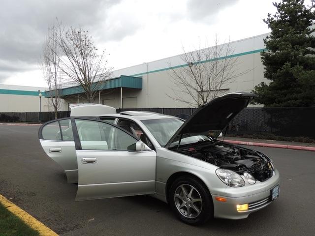 2000 Lexus GS 300 Platinum Edition / New Timing Belt / 92k miles - Photo 14 - Portland, OR 97217