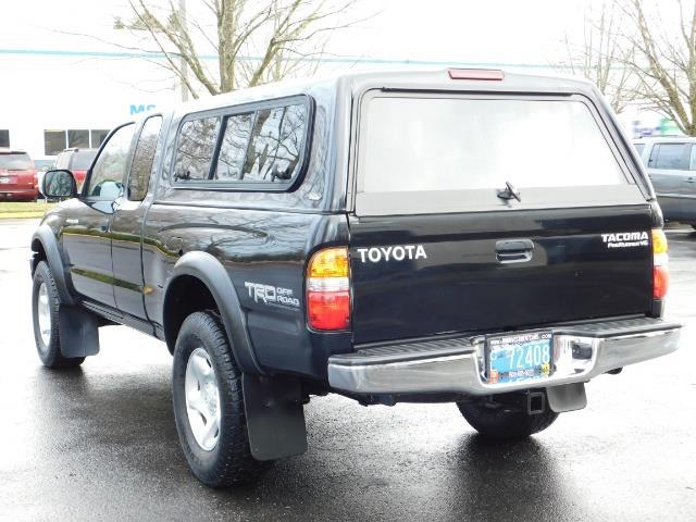 2004 Toyota Tacoma SR5 V6 RR Diff. LOCK PreRunner / TIMING BELT DONE - Photo 8 - Portland, OR 97217